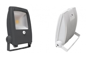 Escaled F05.30 ´Piazza IR´ COB LED 30W C4 weiss